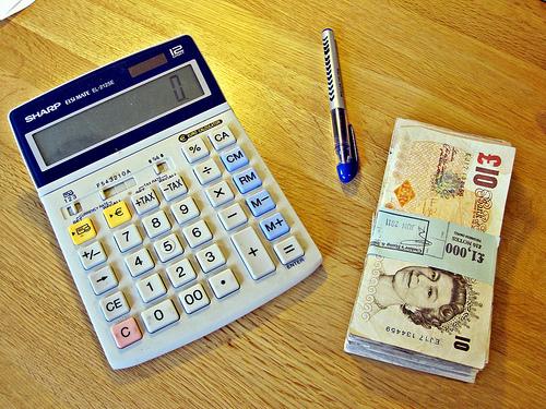 Calculators… those little helpers